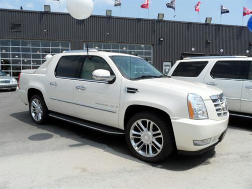 Cadillac escalade ext 2007 neuf vendre saint eustache for Escalade interieur quebec