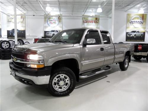 Chevrolet silverado 2500 a vendre