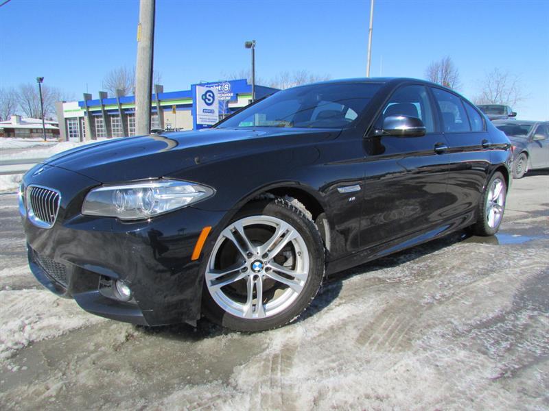 2014 BMW 528i xDrive TOIT OUVRANT NAVI BLUETOOTH MAGS!! #3542