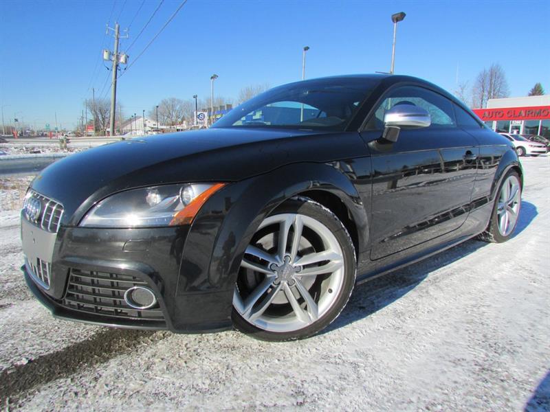 2010 Audi TTS 2.0T (S tronic) AWD NAVI BLUETOOTH!!! #4095A
