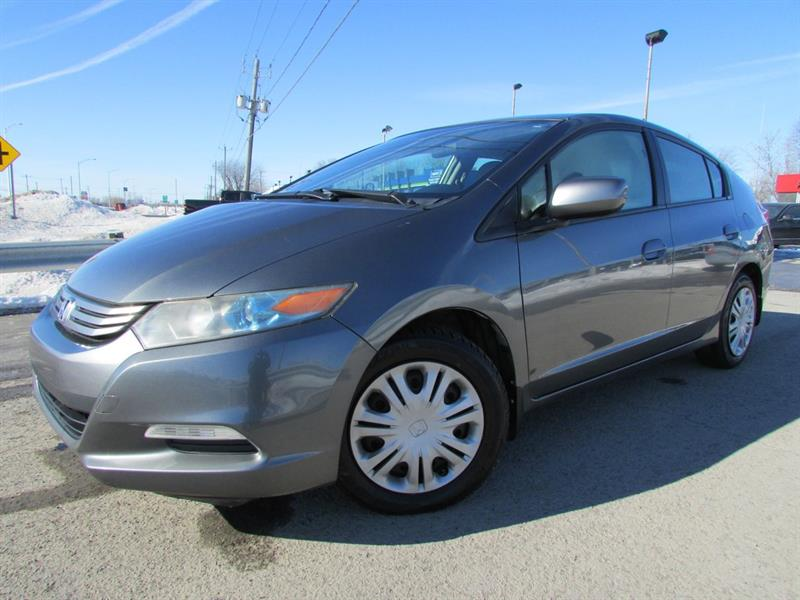 Honda Insight 2010 LX HYBRID A/C CRUISE GR ELECTRIQUE!!! #4252A