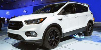 Ford ESCAPE SE 2017 NOIR #U3701