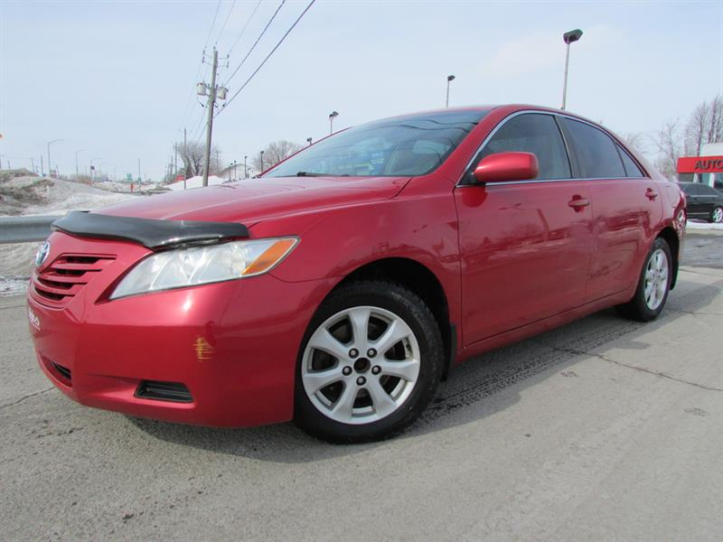 Toyota Camry 2007 2007 Toyota Camry - 4dr Sdn I4 Auto LE #4271