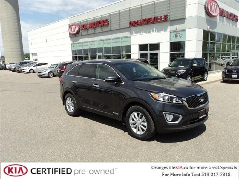 2017 Kia Sorento LX 2.4L AWD - Trade-in #98042B