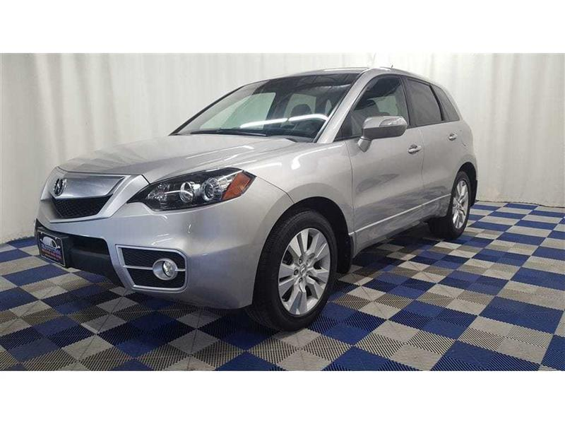 2011 Acura RDX TECH PKG/NAV/SUNROOF/REAR CAM/LEATHER #LUX11AR02728
