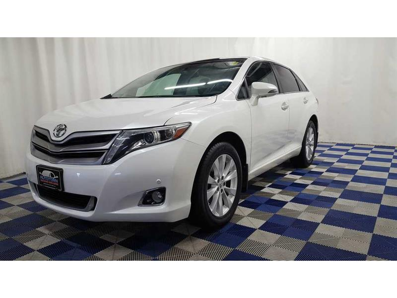 2014 Toyota Venza LIMITED/NAV/AWD #14TV63772