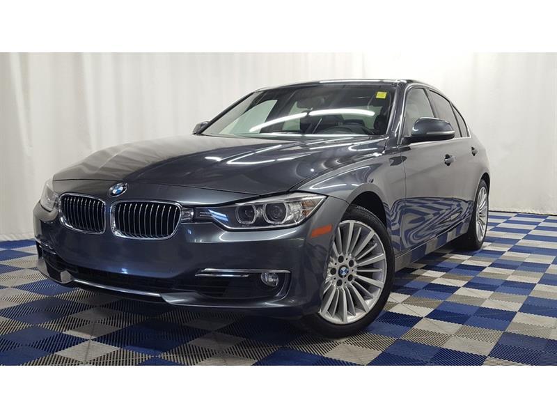 2014 BMW 328I xDrive/SUNROOF/REVCAM/NAVI #LUX14B382866