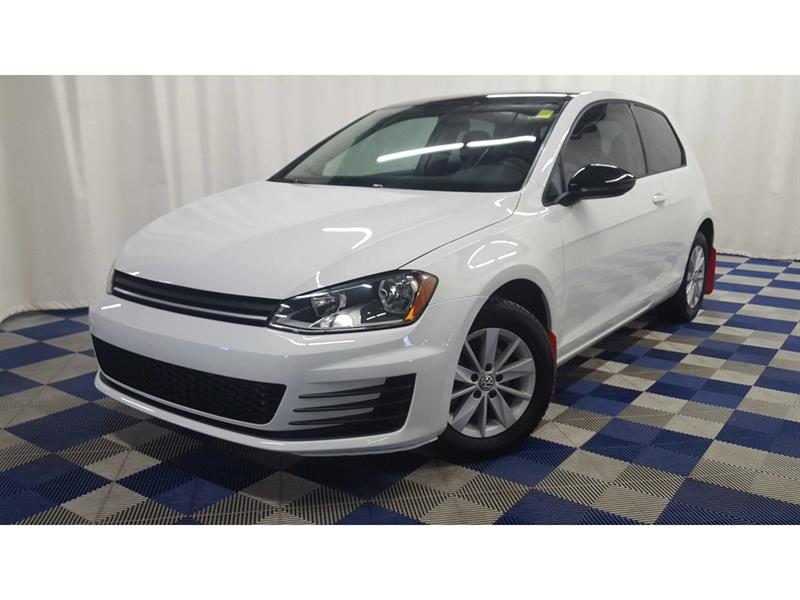 2016 Volkswagen Golf 1.8 TSI Trendline/HTD SEATS/TOUCH SCREEN #15SW12329A