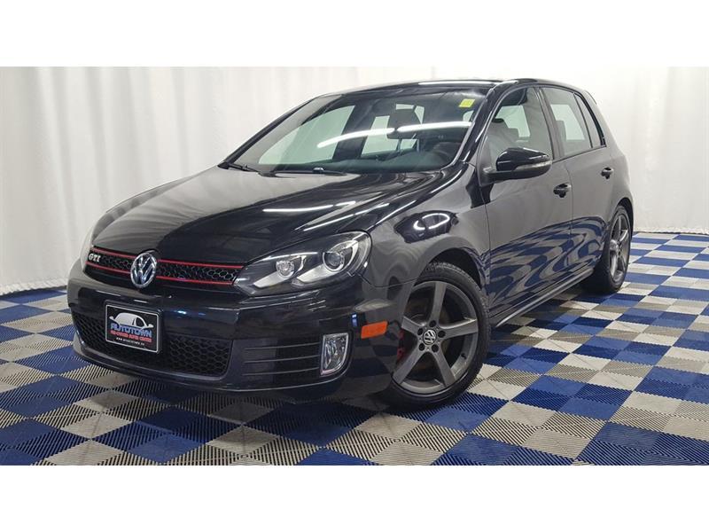 2011 Volkswagen Golf GTI/tochscreen/htd seats/bluetooth 5-Door #11VG03504