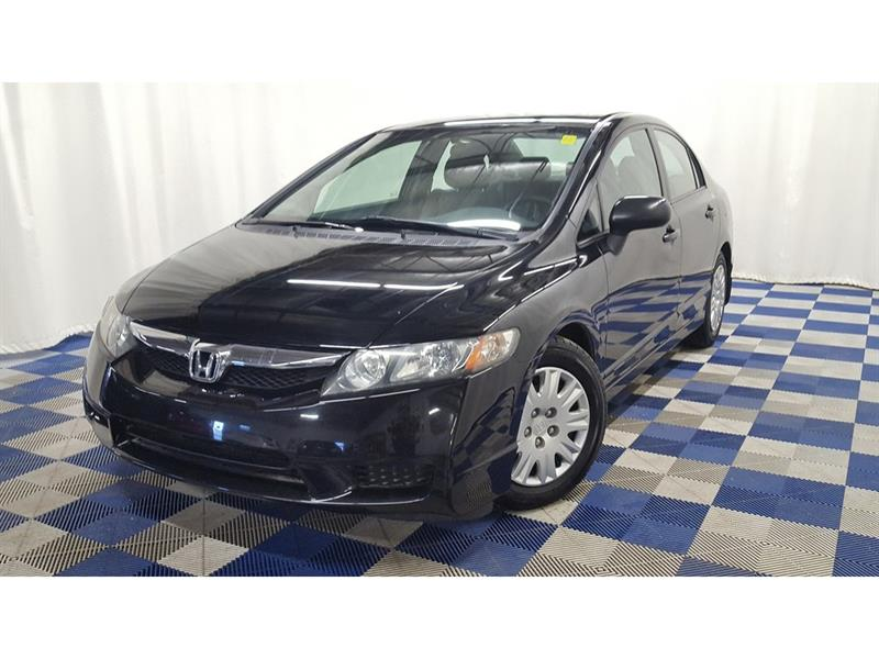 2010 Honda Civic DX/POWER WINDOWS/ACCIDENT FREE/LOW KMS #10HC26889