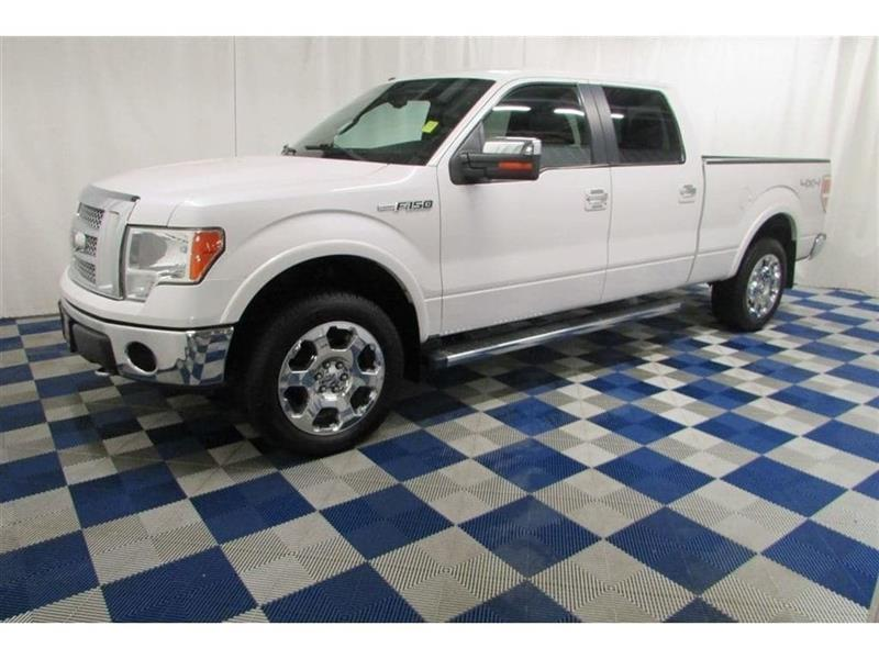 2010 Ford F-150 Lariat 4x4/ACCIDENT FREE/LEATHER/BACKUP SENSOR #10FF11950