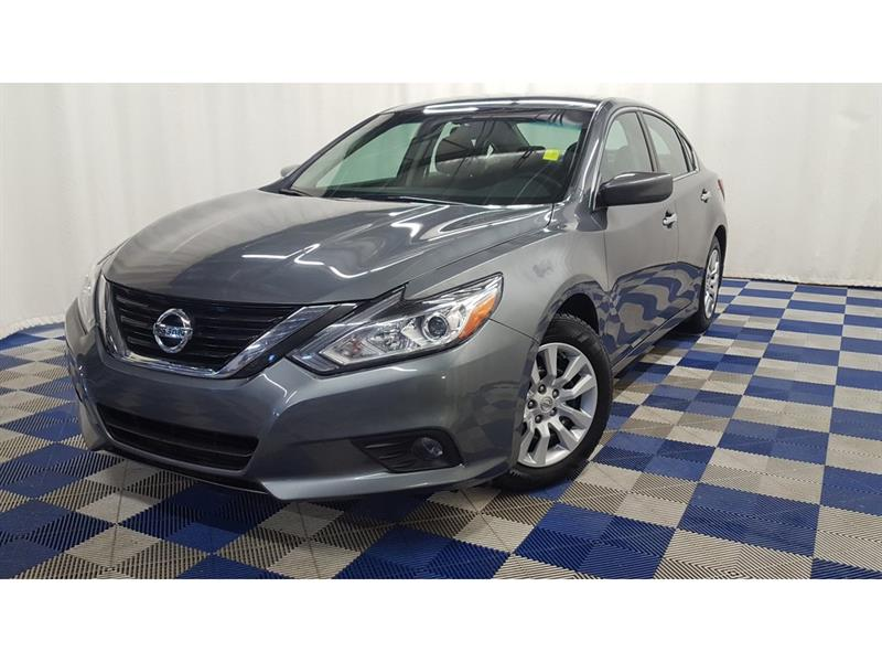 2018 Nissan Altima 2.5 SV/ACCIDENT FREE! #J18NA03798
