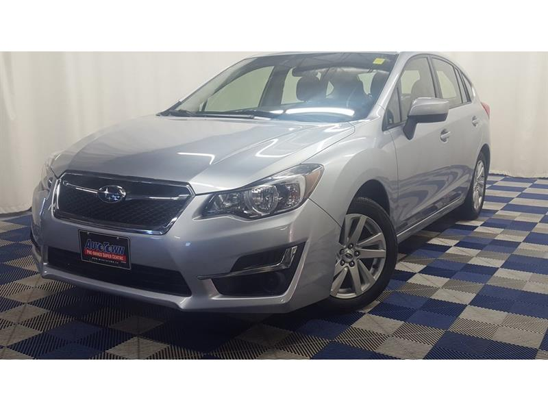 2015 Subaru Impreza 2.0i LIMITED/REV CAM/ACCIDENT FREE! #15SI05002