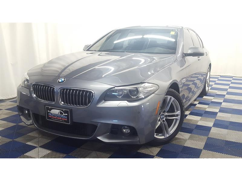 2014 BMW 528i xDrive /AWD/M PACKAGE/NAVBACK UP CAM #LUX14B514639