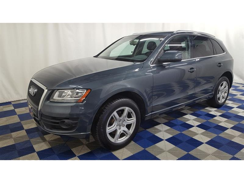 2011 Audi Q5 2.0T Premium Plus/ACCIDENT FREE!!/AWD/ #LUX15AQ78981A
