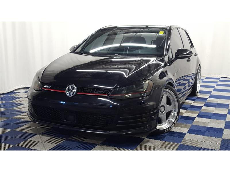 2015 Volkswagen Gti GTI/CHECK OUT THIS AWESOME MOD LIST!! #15VG72777