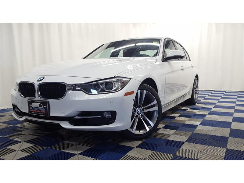 2014 BMW 328I xDrive SPORTLINE*ONE OWNER* /BC CAR/NAV #LUX14B344827