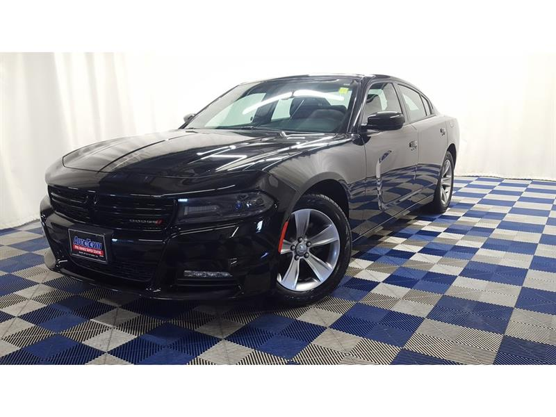 2017 Dodge Charger SXT/HTD SEATS/SUNROOF #J17DC54303