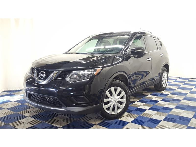 2015 Nissan Rogue S/ONE OWNER /ACCIDENT FREE #15NR01468