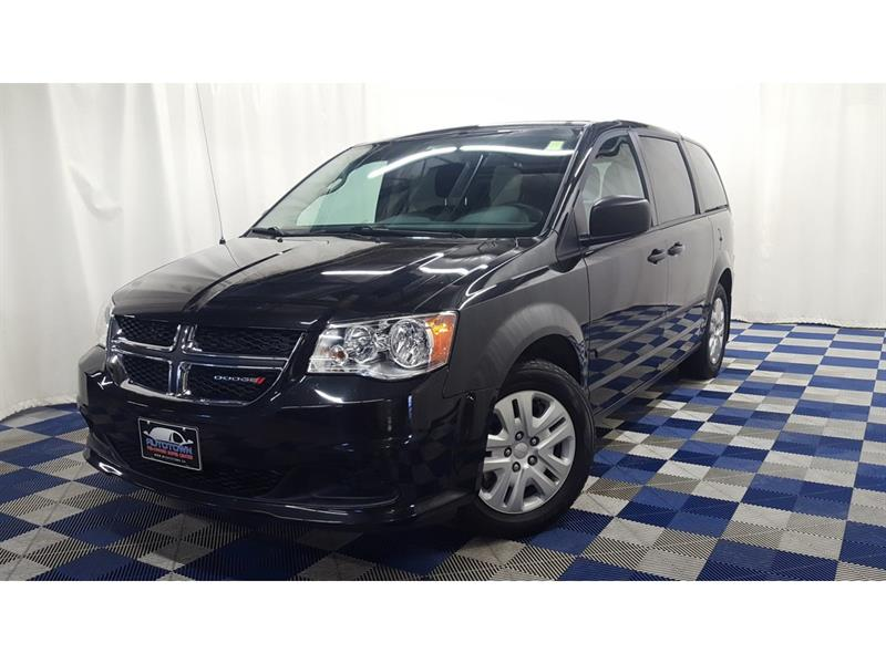 2016 Dodge Grand Caravan SE/CHECK OUT THIS LOW KM 7 PASSENGER!!! #16DC94239