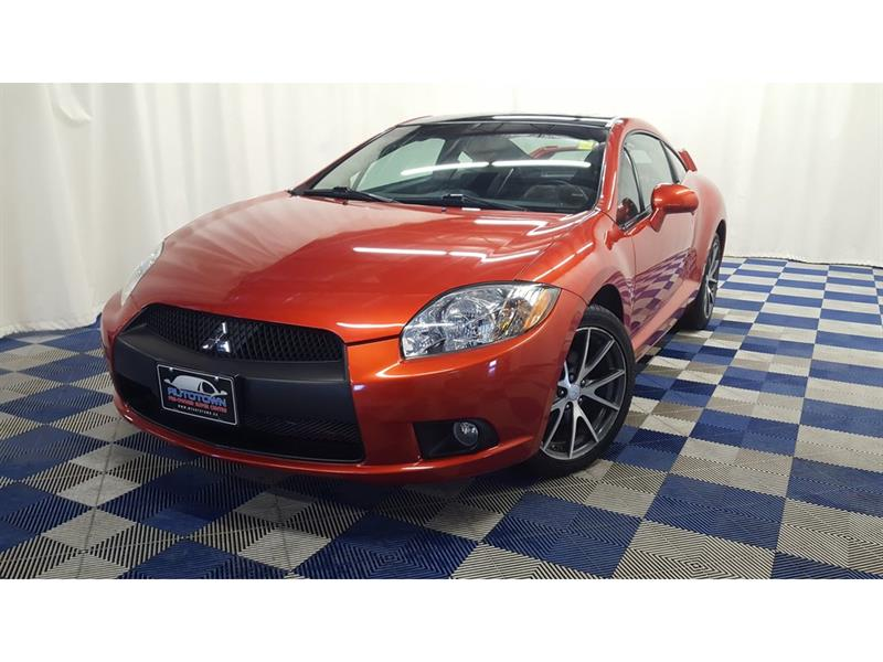2012 Mitsubishi Eclipse GS/ACCIDENT FREE/LOW KMS/SUNROOF/HTD SEATS #12ME01599
