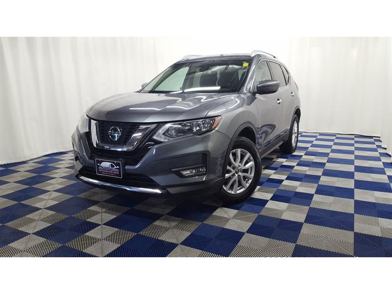 2018 Nissan Rogue SL/ REMOTE START/ BACK UP CAM/HTD SEATS! #J18NR34334