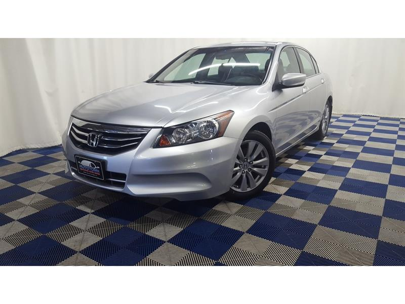 2012 Honda Accord EX-L/ * LOCAL TRADE*! ACCIDENT FREE! LOW KMS / #17NM57776AA