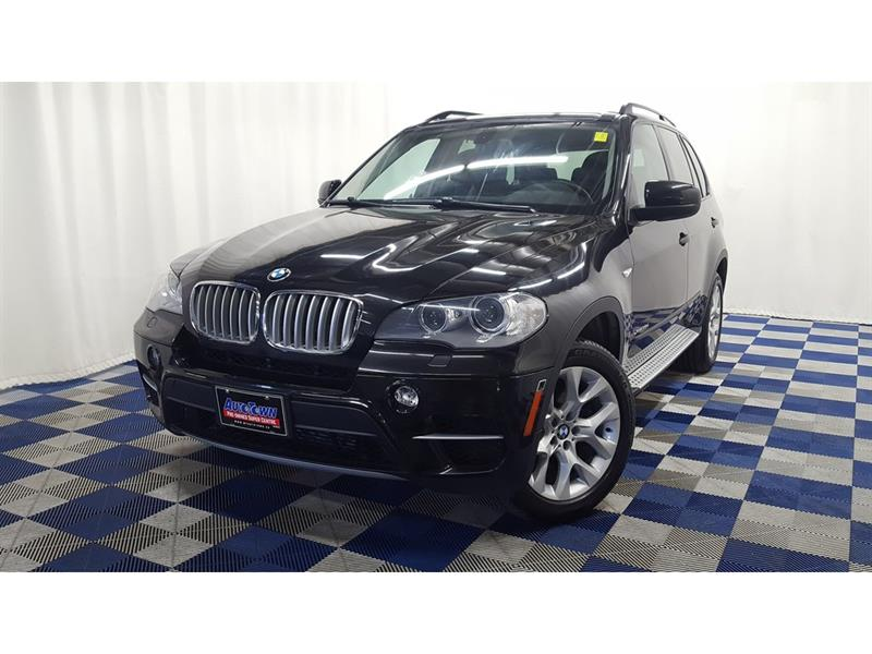 2012 BMW X5 xDrive/ACCIDENT FREE!/LOCAL TRADE!/ DIESEL/NAV #lLUX15BX10574A