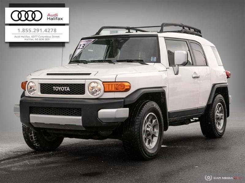 2013 Toyota FJ Cruiser 4x4 #PA0561T