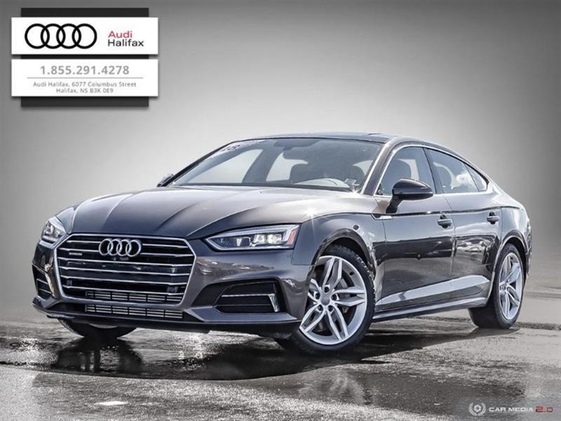 2018 Audi A5 SPORTBACK #A18540