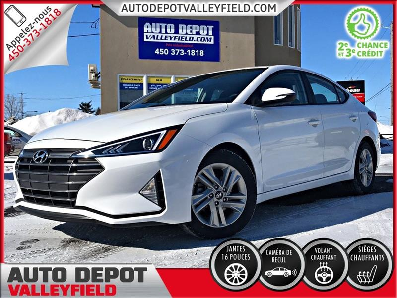 Hyundai Elantra 2019 Prefered + Mags, Cruise, Camera #P1444