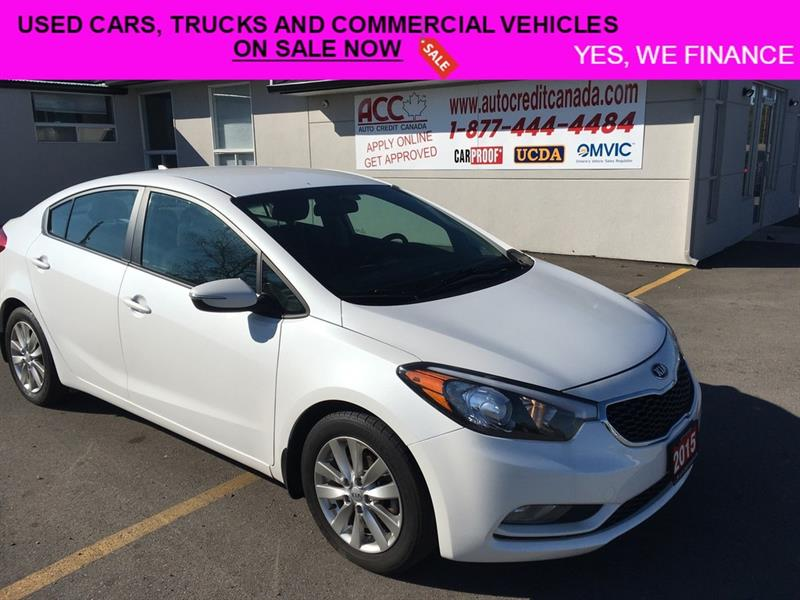 2015 Kia Forte LX+  Gas Saver!! #018171