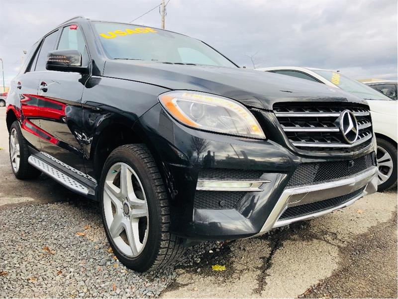 Mercedes-Benz ML350 2015 ML350 BlueTEC 4MATIC DIESEL #10034f