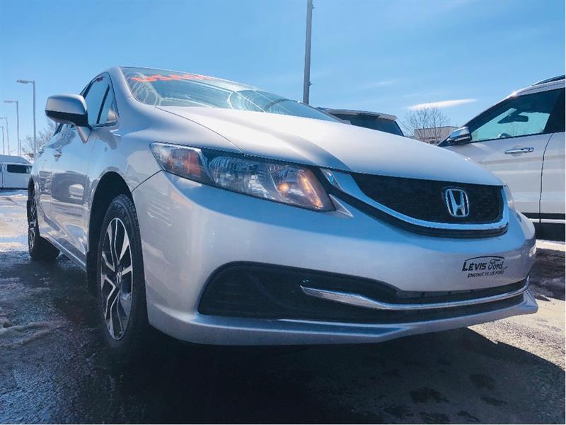 Honda Civic 2013 EX (A5) #13912g