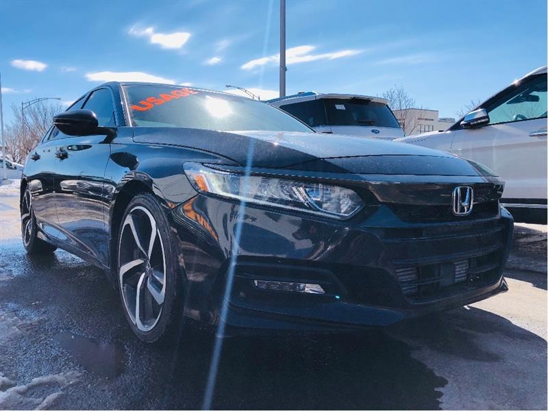 Honda Accord 2018 - #K0082F