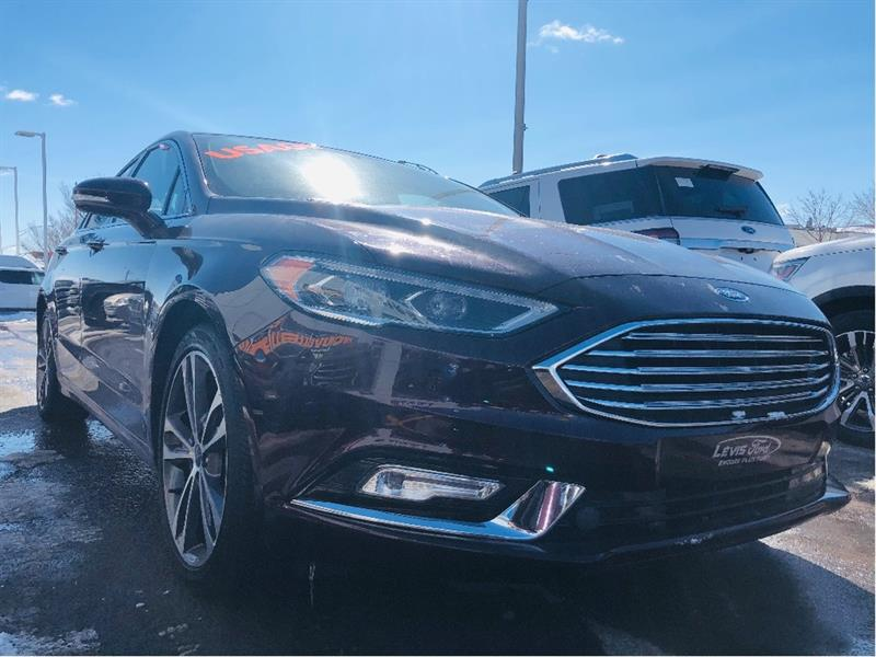 Ford Fusion 2018 full #10116F