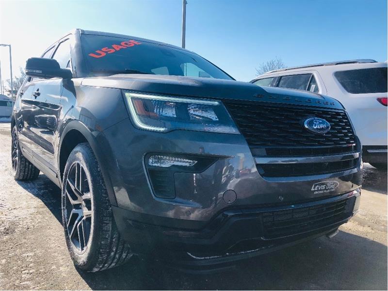 Ford Explorer 2019 - #J0078F