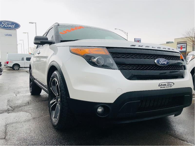 Ford Explorer 2014 SPORT WOW #10124F