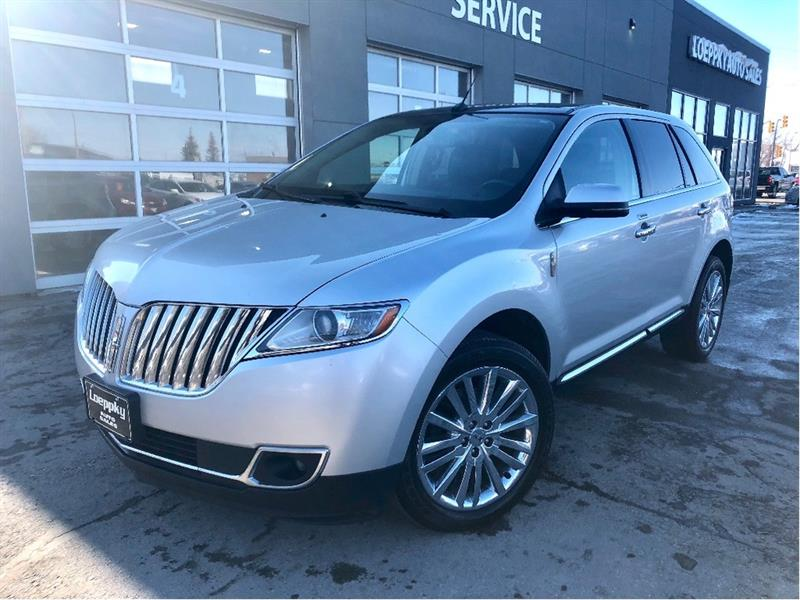 2013 Lincoln MKX fully loded
