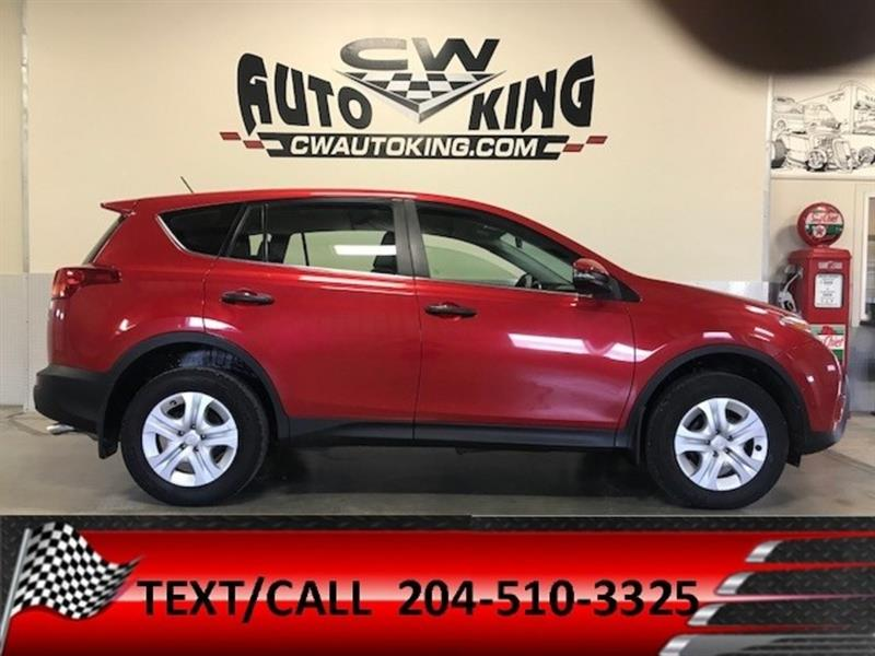 2013 Toyota RAV4 LE (A6) / All Wheel / Financing Available #20042286