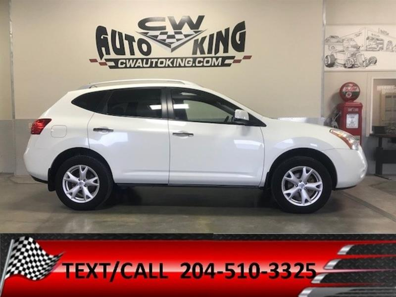 2010 Nissan Rogue SL / Heated Seating / Sunroof / All Wheel #20042309