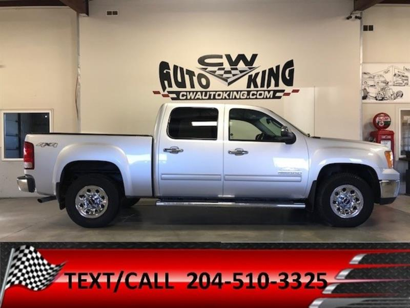 2013 GMC Sierra 1500 SL Nevada / Crew / 4x4 / Financing Available #20042315