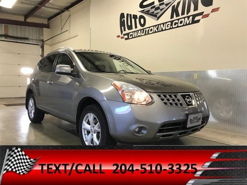2009 Nissan Rogue SL / Low Kms/Heated Seats/Roof/All Wheel/Finance #20042340