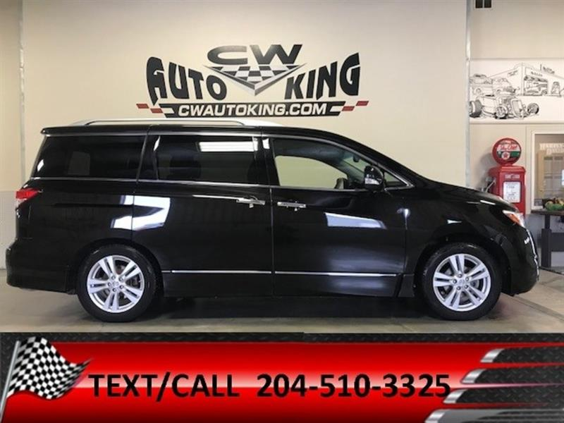 2011 Nissan Quest 3.5 LE / Leather/Nav/Rear Cam/DVD/Finance #20042337