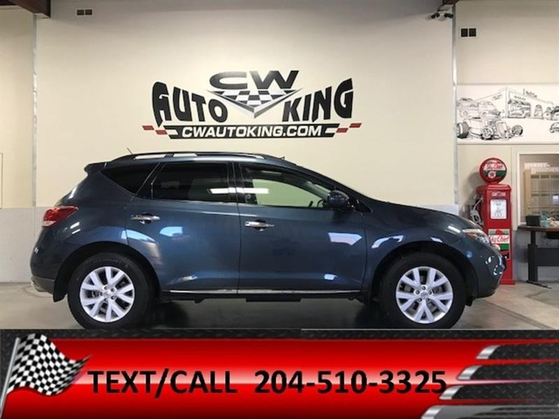 2012 Nissan Murano SL/ Leather/Roof/Rear Cam/Finance #20042344