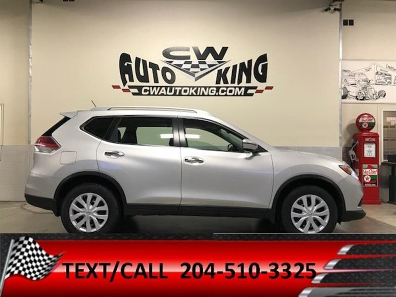 2016 Nissan Rogue All Wheel Drive/Rear cam/Bluetooth/Finance #20042352
