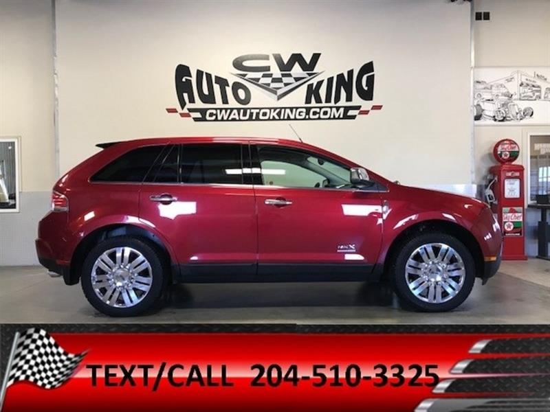 2009 Lincoln MKX All Wheel / Heated Leather / Pan  Roof / Finance #20042357