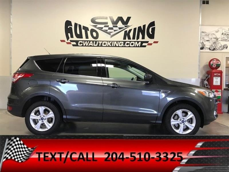 2016 Ford Escape SE/All Wheel/Heated Seats/Bluetooth/Rear Camera #20042358