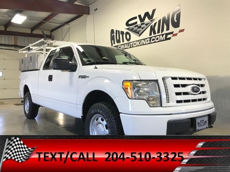 2012 Ford F-150 XL/ 4x4 / Work/Ladder Rack/ Finance/Lease #2004114