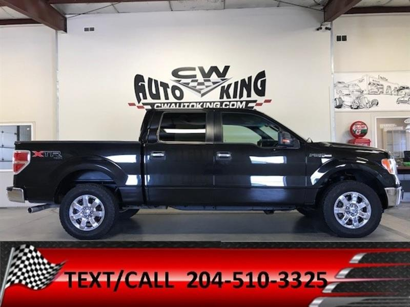 2013 Ford F-150 XTR Supercrew 4x4 / Local No Accidents / Financing #20042368